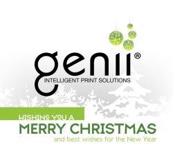 Genii Merry Christmas