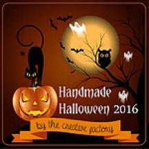 Handmade Halloween 2016 – The Creative Factory – Genitorialmente