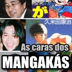 As caras dos Mangakás! - Conheça os mais famosos autores de mangá!