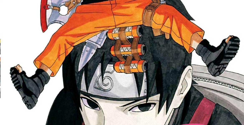 NarutoPocket#33_capa