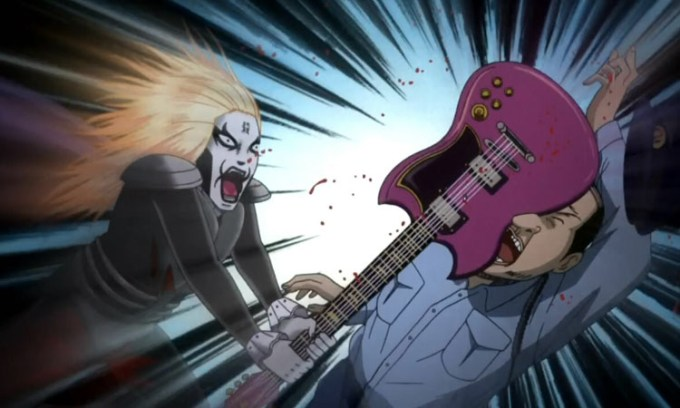 animes - Detroit Metal City