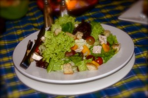 Insalata del Sol at Pablo's Steaks and Crabs