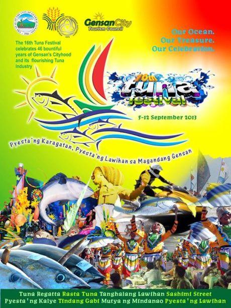 tuna festival schedule