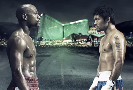Mayweather Pacquiao TV Commercial