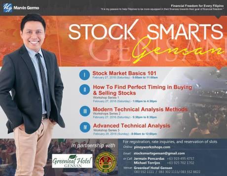 STOCKS SMARTS GENSAN