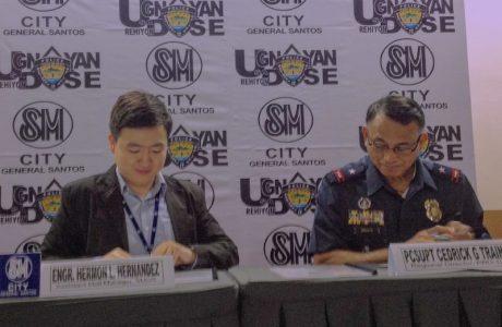 "PRO 12 launches ""Ugnayan sa Rehiyon Dose"" , partners with SM City Gen. Santos"