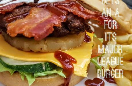 Tap-C & Burger, Gensan's little diner that could