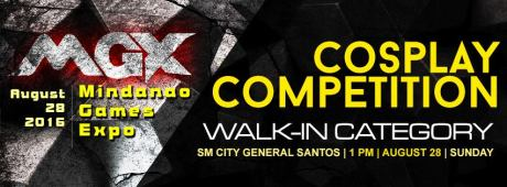 mgx cosplay competition