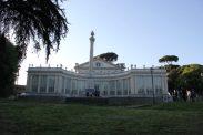 roma a piedi torlonia