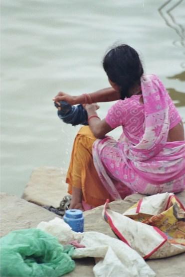 lavare panni india