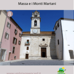 tour percorsi turistici umbria green