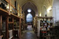 chiesa bruzzetti artigianato tessile perugia