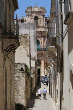 scorcio barocco scicli val di noto cattedrale sicilying
