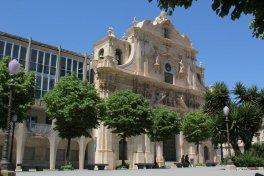 facciata barocca tardo barocco scicli ragusa val di noto