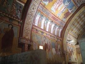 Interno oratorio San Pellegrino