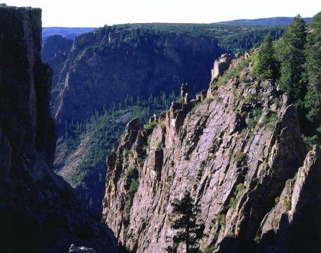 Black Canyon of the Gunnison Credit Stephen Alcorn