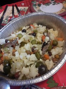insalata cucina napoli