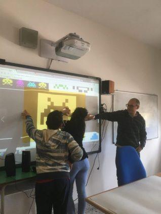 laboratorio storytelling scuola bosa