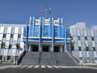PN recupera en Santiago camión que fue robado con  233 sacos de arroz