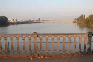 The Loire in Nantes