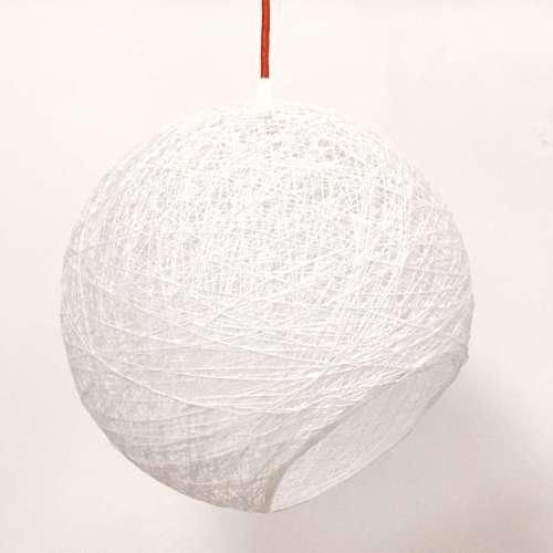 Lámpara de techo artesanal minimalista hecha a mano