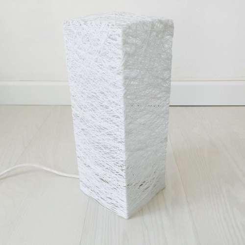 Prism lámpara de suelo blanca