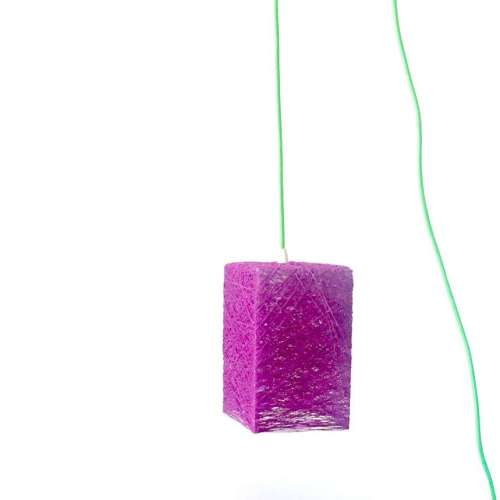 Pendant light plug in Nordic design PRISM