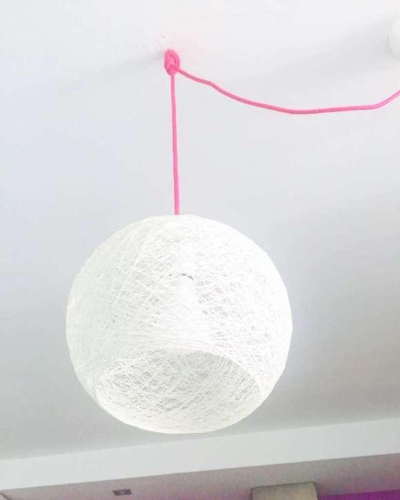 Lámpara de suspensión HALF SPHERE
