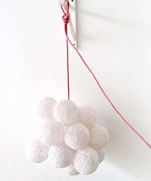 Lámpara de techo decorativa MOLEKULAR, de diseño nórdico