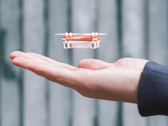 Arrivano i mini droni, un concentrato di tecnologia a portata di tutti
