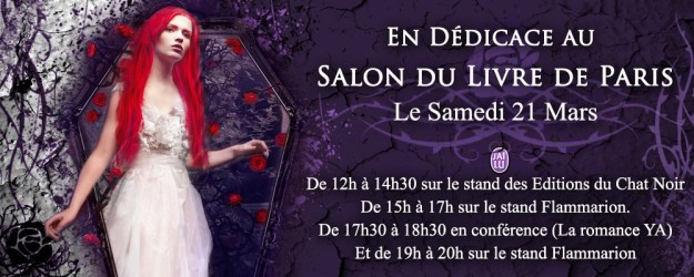 Salon du livre 2015