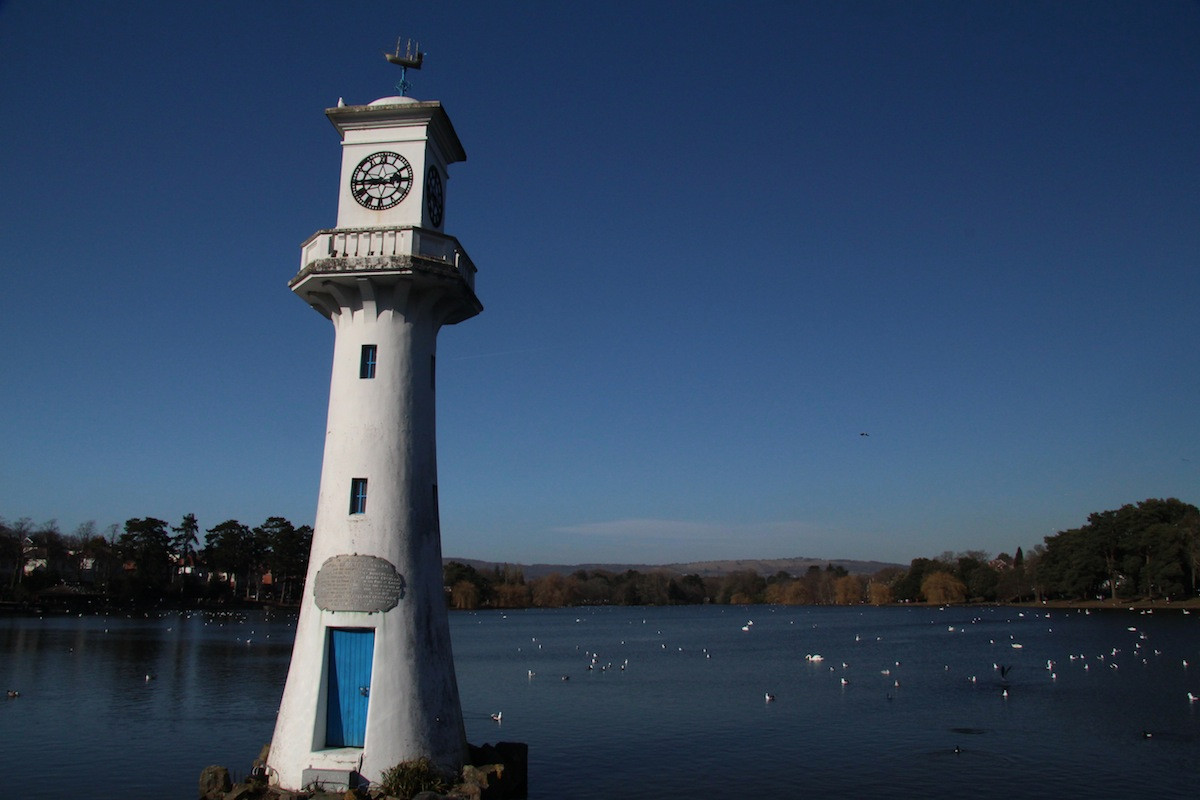 Roath Park Lake
