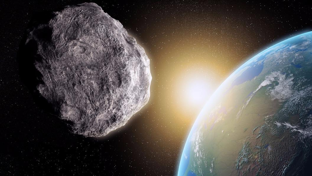 NASA Dünya'ya Yakın Geçecek Beklenmedik Bir Asteroit Keşfetti