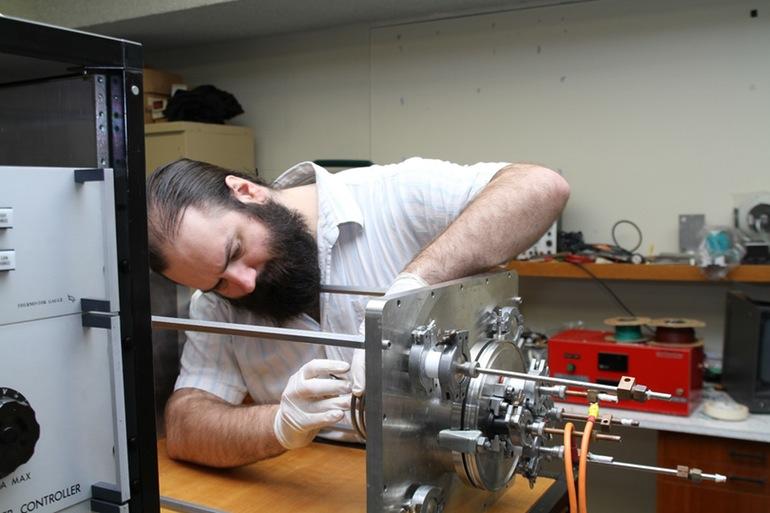 Mars'a Gidip Dönmek İçin Neumann İyon Motor Çözümü
