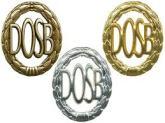 Bronze Silber Gold