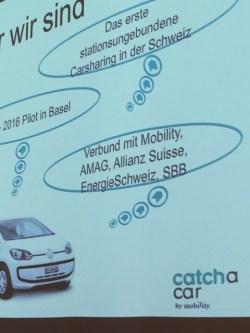 Catch A Car presentation Sharecon event Nov 24, 2015