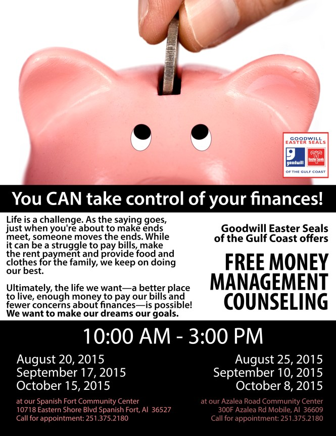 Money Management Flyer 2015