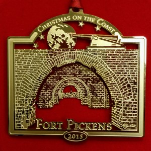 Fort Pickens ornament