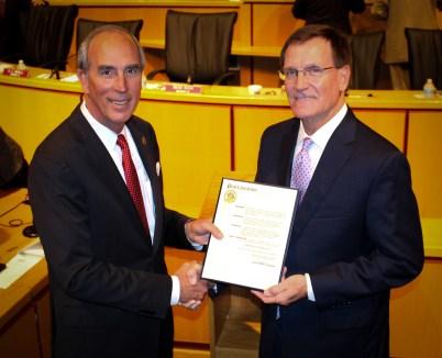 Mayor Stimpson proclamation 2015