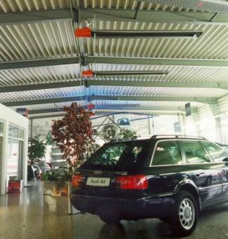 Concesionario automóvil