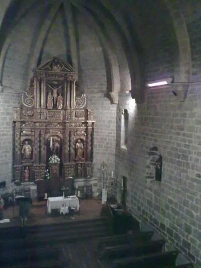 Iglesia Lecumberri, Navarra