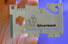 Silverback Multi-Tool Wallet – A Gorilla of a Tool