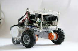 BrickPi Brings Lego Mindstorms to the Next Level
