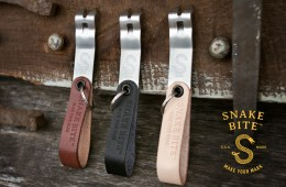 Original Snake Bite – Forked Church Key & Bottle Opener