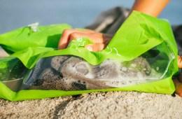 Scrubba Wash Bag – The Pocket-sized Washing Machine
