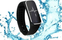 37 Degree L18 is a Fitness Tracker that Tracks your Mood