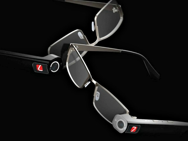 7 Theia Pro Glasses Mounted HD POV Camera