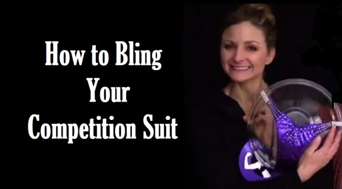 How to Bling Your Competition Suit