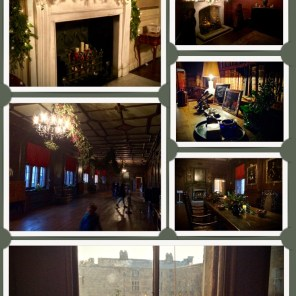 Christmas in a Castle