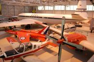 Cosford Hanger1 - Trainers